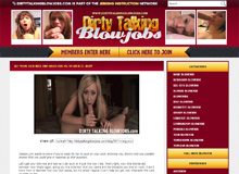 JOI Blowjobs Dirty Talking BJs